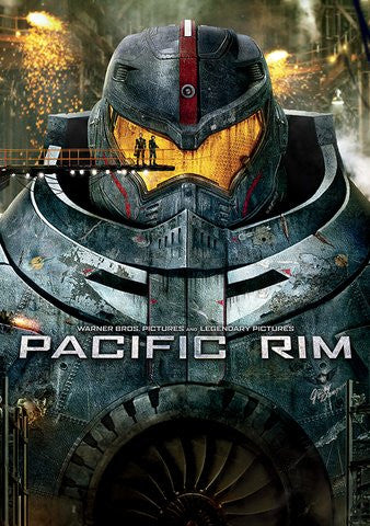 Pacific Rim HDX UV/Vudu - Digital Movies