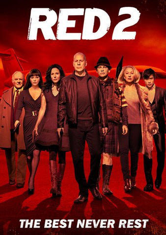 Red 2 HD iTunes - Digital Movies