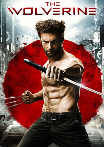 The Wolverine (X-Men) HDX UV - Digital Movies