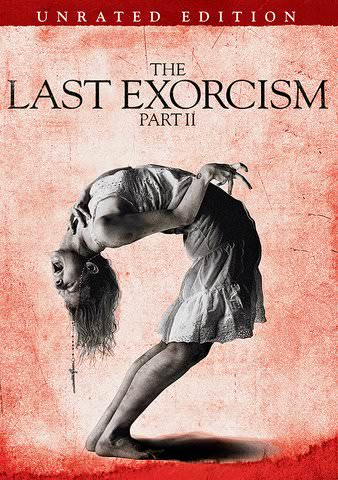Last Exorcism: Part 2 (Unrated) HDX VUDU or iTunes via MA