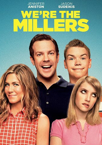 We're The Millers HDX UV/Vudu