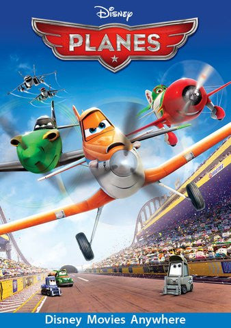 Planes HDX VUDU ONLY - Digital Movies