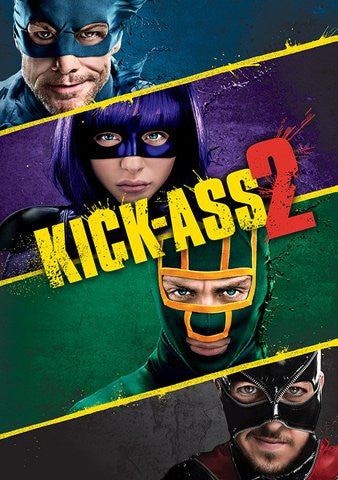 Kick-Ass 2 HD iTunes