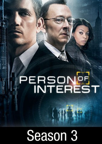 Person of Interest season 3 HDX UV
