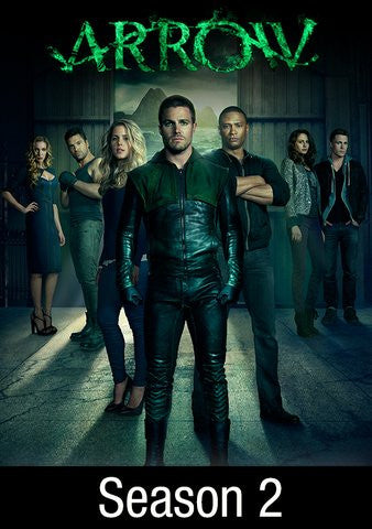 Arrow season season 2 HDX UV - Digital Movies