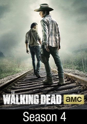 Walking Dead Season 4 HDX UV - Digital Movies