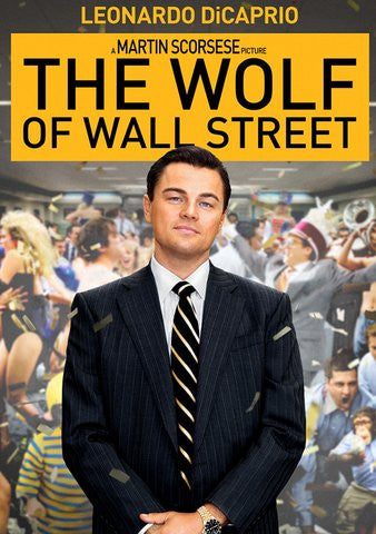 Wolf of Wall Street HDX UV - Digital Movies