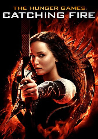 Hunger Games: Catching Fire HDX UV - Digital Movies