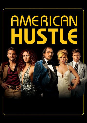 American Hustle HDX UV - Digital Movies