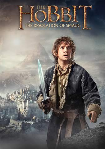 The Hobbit: The Desolation of Smaug HDX UV or iTunes via MA