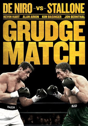 Grudge Match HDX UV/Vudu - Digital Movies
