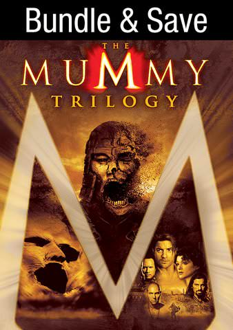 Mummy Trilogy HDX VUDU