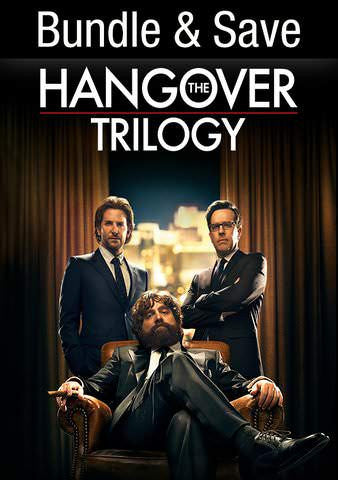 The Hangover Trliogy SD UV - Digital Movies