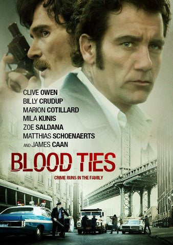 Blood Ties SD Vudu - Digital Movies