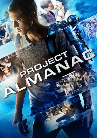 Project Almanac HD iTunes - Digital Movies
