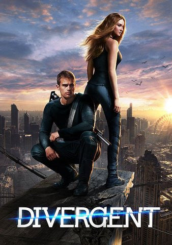 Divergent HDX UV - Digital Movies