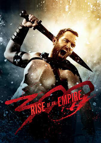 300 Rise of an Empire HDX UV