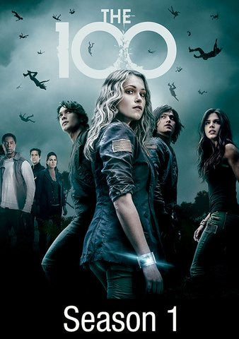 The 100 season 1 HDX UV