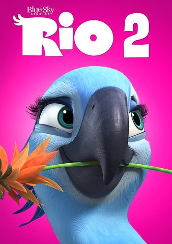 Rio 2 HDX UV - Digital Movies