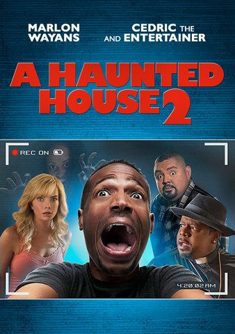 A Haunted House 2 HDX UV - Digital Movies