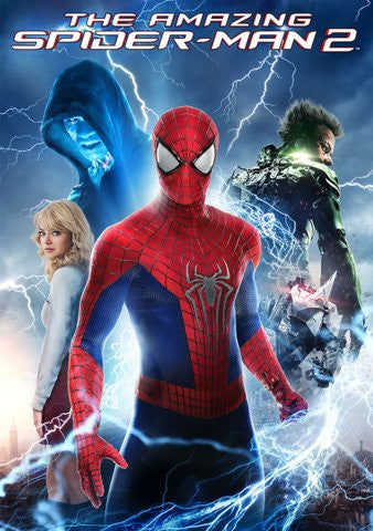 Amazing Spider Man 2 HDX UV - Digital Movies