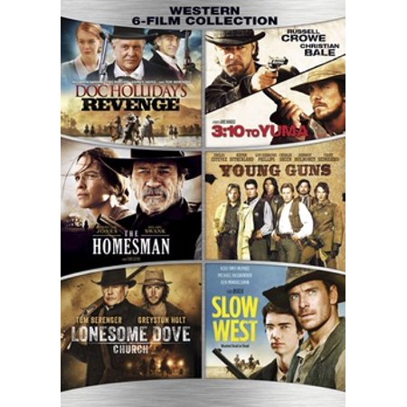 Western 6-Film Collection SD VUDU (IW)