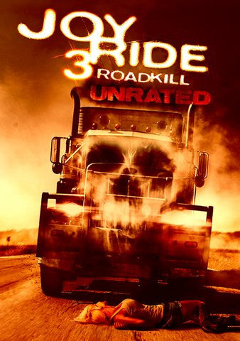 Joy Ride 3: Roadkill Unrated HDX UV - Digital Movies