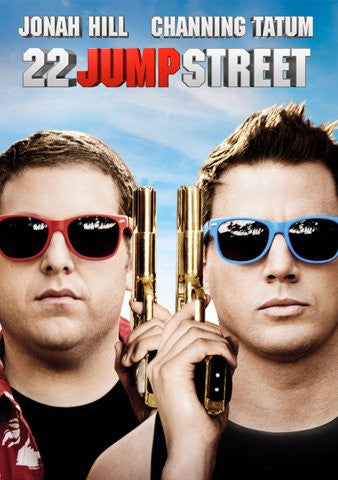22 Jump Street SD UV or iTunes via MA