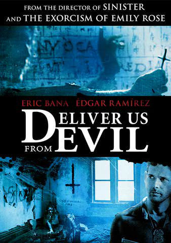 Deliver us from Evil SD UV or iTunes via MA