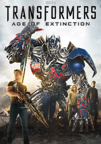 Transformers Age of Extinction HDX UV ONLY - Digital Movies