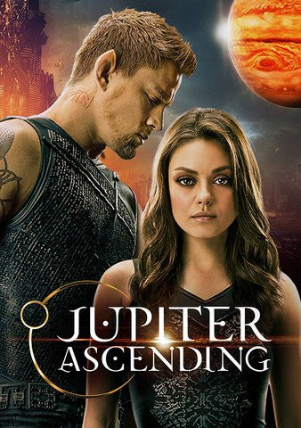 Jupiter Ascending HDX UV - Digital Movies