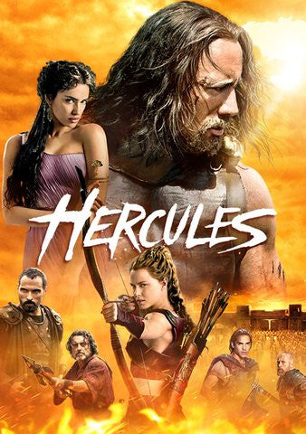 Hercules HD iTunes - Digital Movies