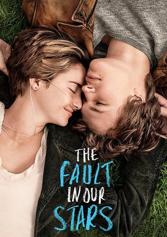 The Fault in Our Stars HDX UV or HD iTunes - Digital Movies