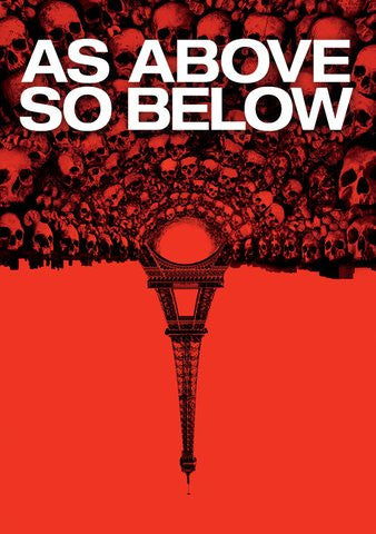 As Above, So Below HD iTunes - Digital Movies