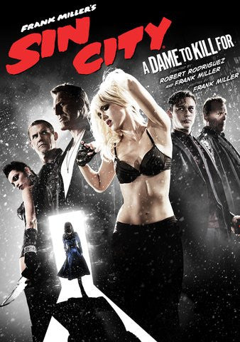 Sin City: A Dame to Kill For HDX UV - Digital Movies
