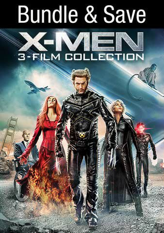 X-Men Trilogy Bundle SD UV/Vudu