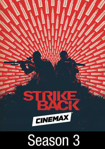 Strike Back Season 3 HDX VUDU