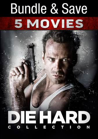 Die Hard Legacy Ultimate Collection HDX VUDU or iTunes via MA