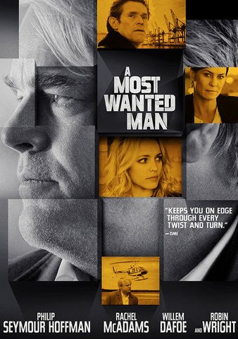 A Most Wanted Man SD UV - Digital Movies