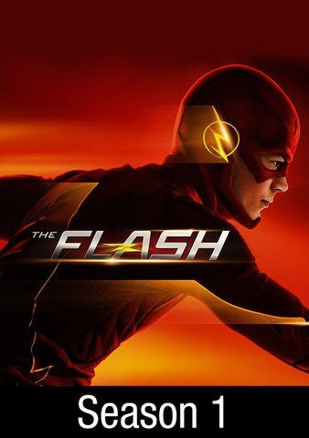 Flash Season 1 SD UV