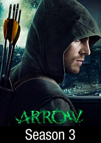 Arrow Season 3 HDX UV/Vudu