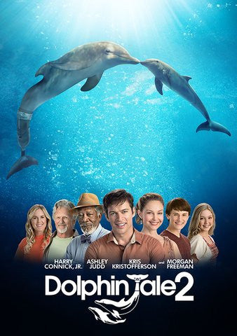 Dolphin Tale 2 HDX UV or iTunes via MA