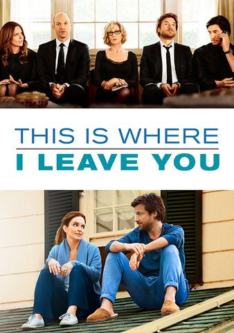 This is Where I leave You HDX UV - Digital Movies