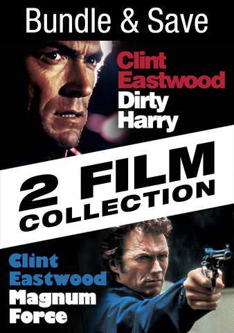 Dirty Harry/Magnum Force HDX UV