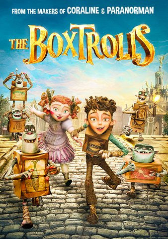 Boxtrolls HDX UV - Digital Movies