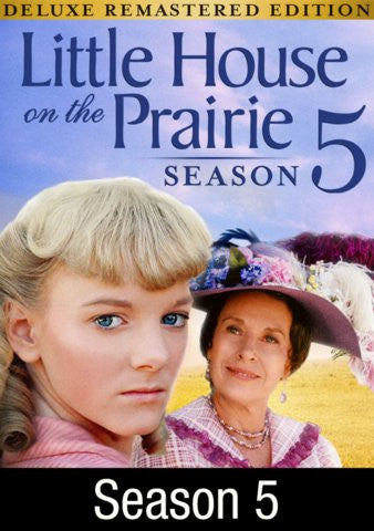 Little House on the Prairie Season 5 HDX UV - Digital Movies