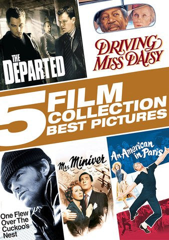 5 Film Collection Best Pictures SD UV/Vudu