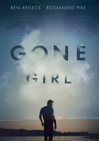 Gone Girl HDX UV or HD iTunes - Digital Movies