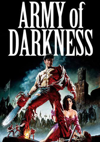 Army of Darkness HDX UV - Digital Movies