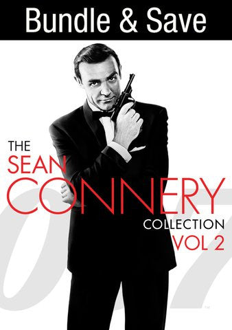 007 Sean Connery Collection Vol 2 SD Vudu - Digital Movies